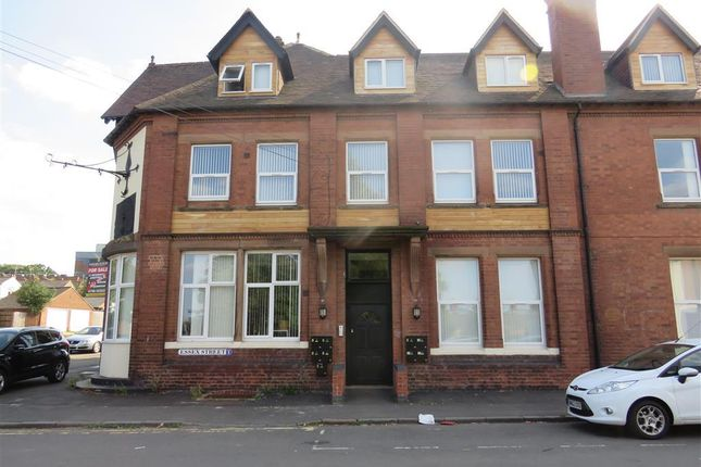 Thumbnail Flat to rent in Newbold Road, Newbold, Rugby