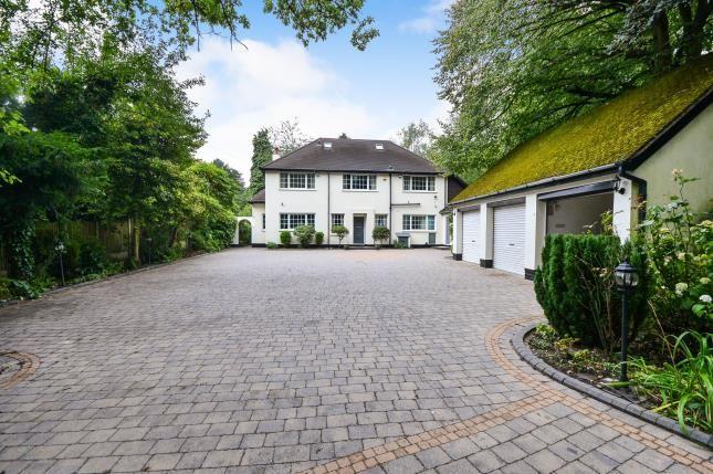 Thumbnail Detached house for sale in Nottingham Rd, Ravenshead, Nottingham, Nottinghmshire