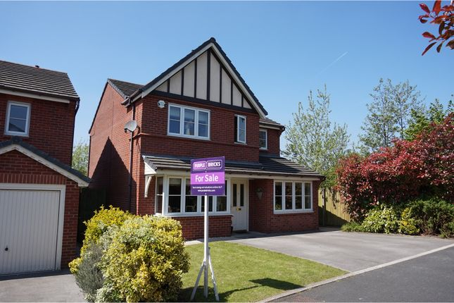 Thumbnail Detached house for sale in Freshwater Drive, Ashton-Under-Lyne