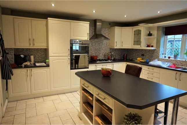 Thumbnail Detached house for sale in Carisbrook Court, Doncaster