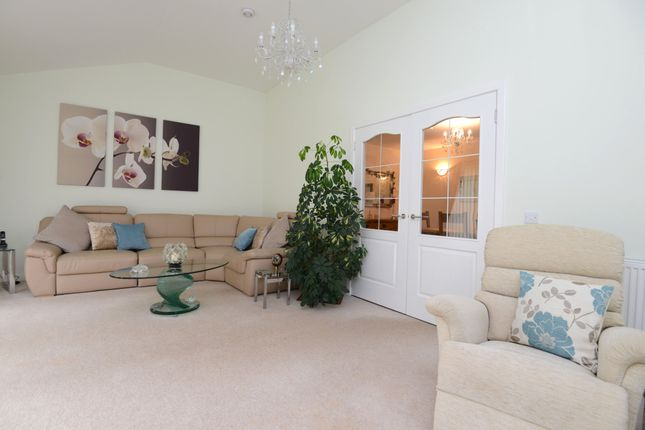 Lounge of Crookedshields Road, Nerston Village, East Kilbride G74