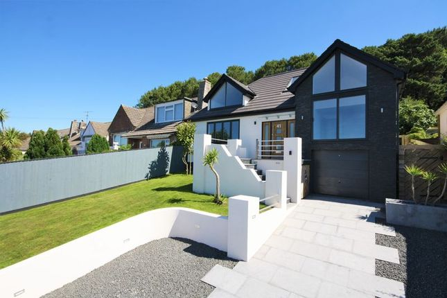 Thumbnail Detached house for sale in Hillside Drive, Christchurch