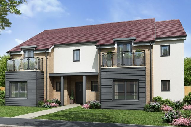 """Thumbnail Detached house for sale in """"The Kingsley"""" at Ringlet Drive, Newcastle Upon Tyne"""