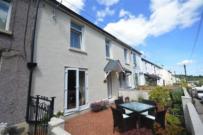 Thumbnail Terraced house for sale in Albion Road, Pontypool