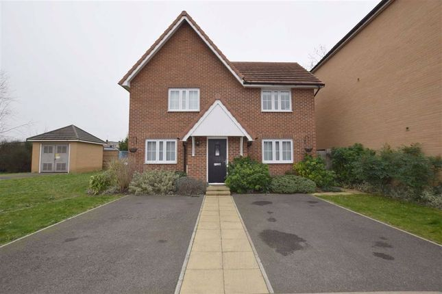 Thumbnail Detached house for sale in Blake Avenue, Basildon, Essex