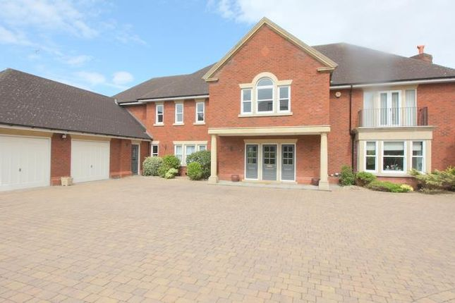 Thumbnail Detached house for sale in Hall Road East, Crosby, Liverpool