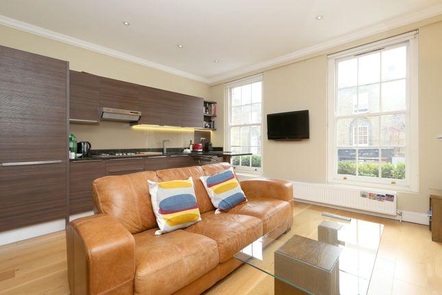 Thumbnail Flat to rent in Theberton Street, Islington