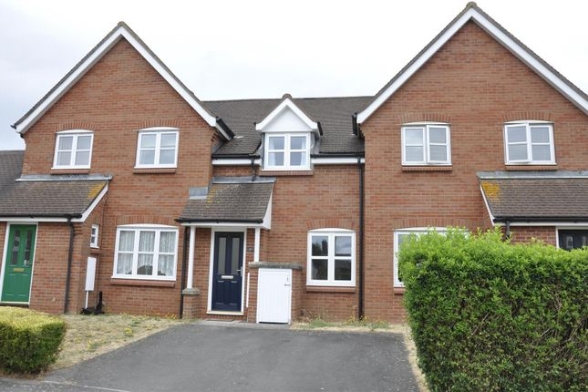 Thumbnail Terraced house to rent in Ashclyst View, Broadclyst, Exeter