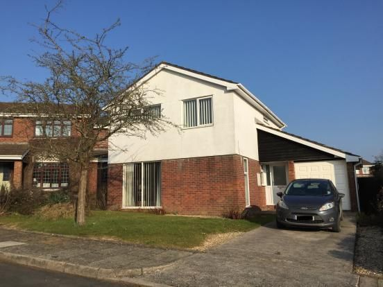 Thumbnail Detached house to rent in Priory Oak, Brackla, Bridgend