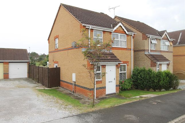 Thumbnail Detached house for sale in Merlin Avenue, Bolsover, Chesterfield