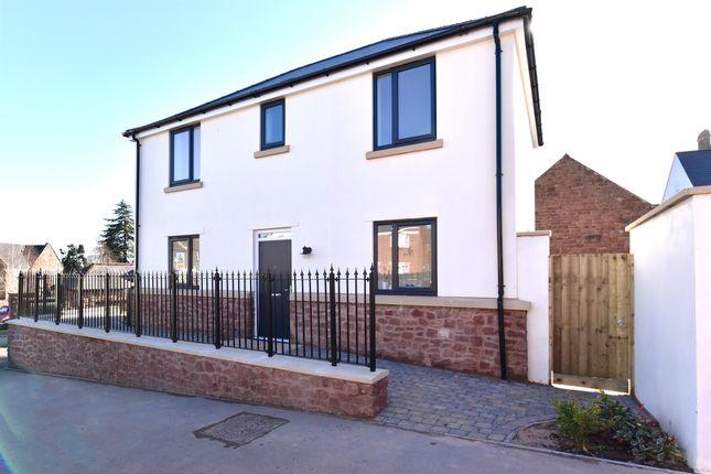 Thumbnail Property for sale in Dene Road, Cotford St. Luke, Taunton