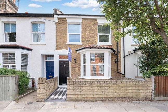 Thumbnail Terraced house to rent in Pelham Road, London