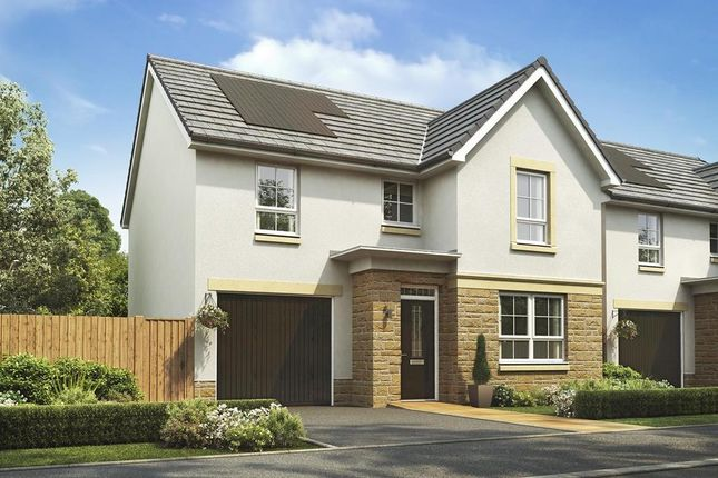 """Thumbnail Detached house for sale in """"Dalmally"""" at Malletsheugh Road, Newton Mearns, Glasgow"""