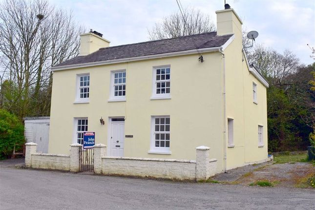 Thumbnail Detached house for sale in Gilfachrheda, New Quay