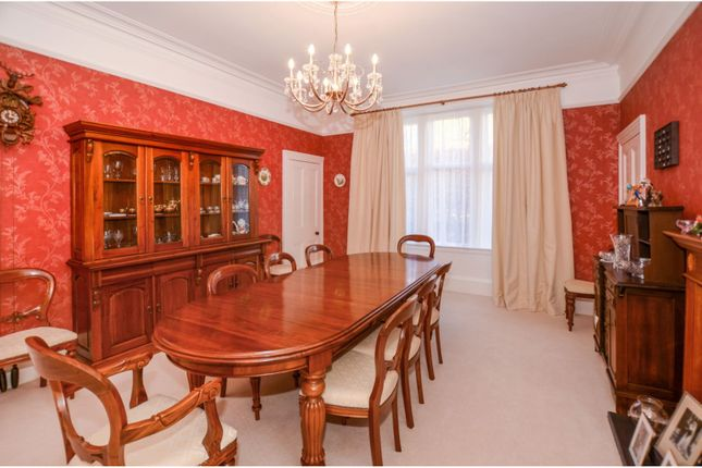Dining Room of Middle Terrace, Kingussie PH21