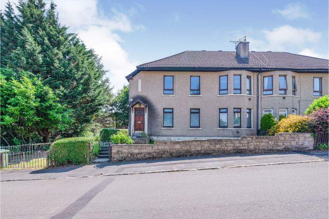 3 bed flat for sale in Old Road, Elderslie PA5