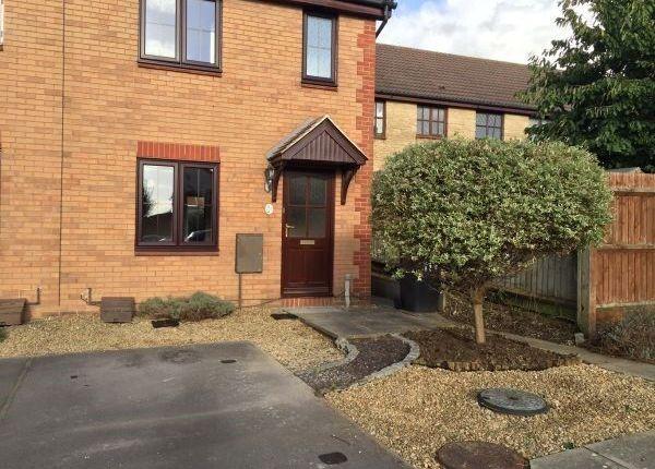 Thumbnail Terraced house to rent in Juniper Way, Bradley Stoke, Bristol