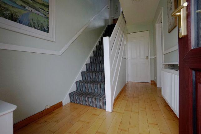 Entrance Hallway of Hampton Park, Bangor BT19