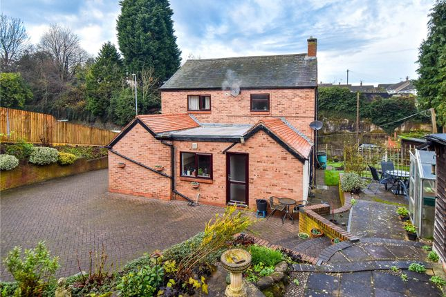 Thumbnail Detached house for sale in Rock Hill, Bromsgrove
