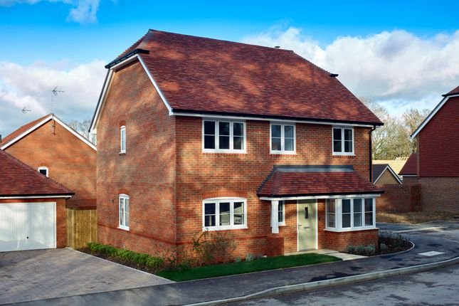 Thumbnail Detached house for sale in The Millrose, Valebridge Road, Burgess Hill