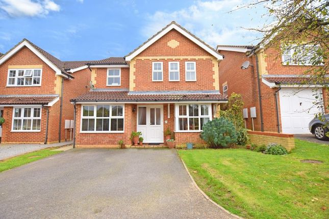 Thumbnail Detached house for sale in Osprey Drive, Uckfield