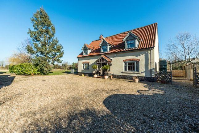 Thumbnail Detached house for sale in Cross Street, Hoxne, Eye, Suffolk