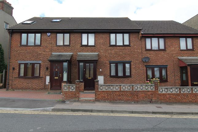 Thumbnail Terraced house to rent in Star Mill Lane, Chatham, Kent