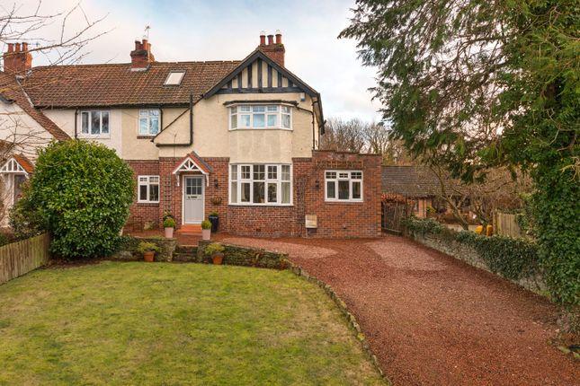 Thumbnail Semi-detached house for sale in Cauldwell, Aydon Road, Corbridge, Northumberland
