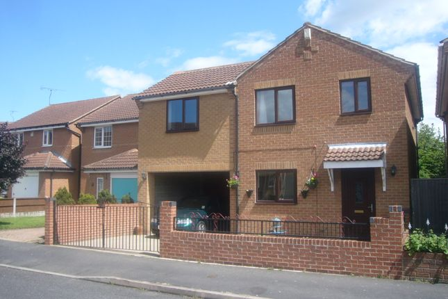Thumbnail Detached house for sale in Carling Avenue, Worksop
