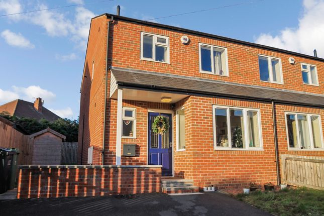 Thumbnail Semi-detached house to rent in Industrial Avenue, Birstall, Batley