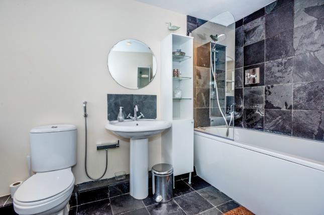 Bathroom of North Walls, Chichester, West Sussex, . PO19