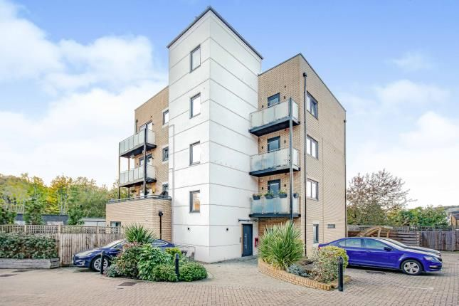 Thumbnail Flat for sale in Arlington Lodge, 3 Whyteleafe Hill, Whyteleafe, Surrey