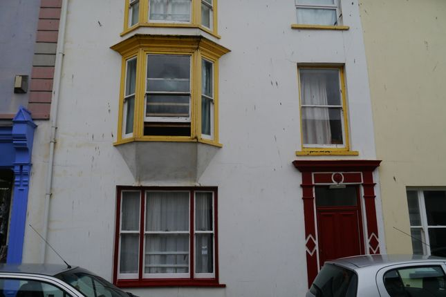 Thumbnail Town house to rent in New Street, Aberystwyth
