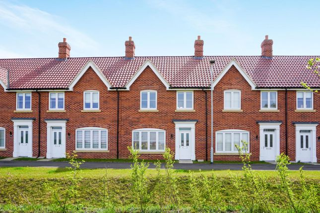 Thumbnail Terraced house for sale in Dorset Square, Manningtree