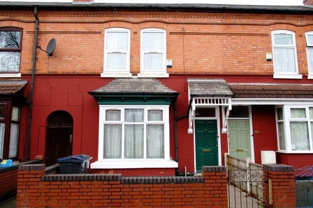 Thumbnail Property to rent in Cannon Hill Road, Birmingham
