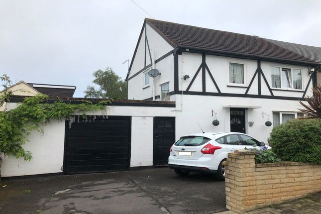 Thumbnail Semi-detached house for sale in Kevington Close, Orpington