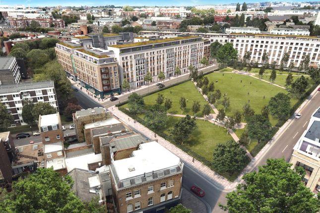 Thumbnail Flat for sale in Portobello Square, London