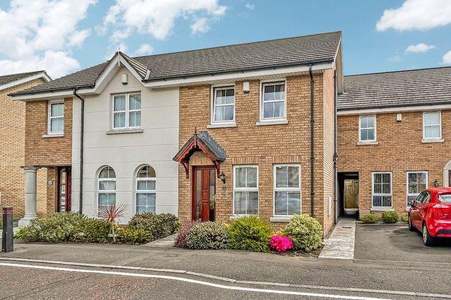 Thumbnail Town house to rent in Mornington Gardens, Lisburn
