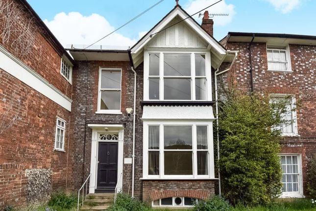 Thumbnail Terraced house to rent in London Road, High Wycombe