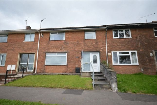 Thumbnail Terraced house to rent in Maendy Way, Pontnewydd, Cwmbran