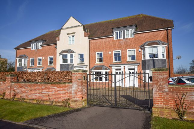Thumbnail Town house for sale in Lansdowne House, Falmouth Avenue, Newmarket