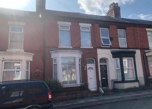 Dunbar Street, Walton, Liverpool L4