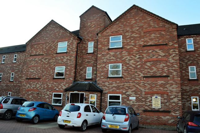 Thumbnail Flat to rent in Hansom Place, Haxby Road, York