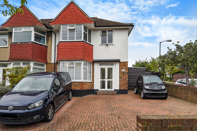 Semi-detached house for sale in Burntwood Close, London