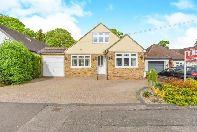 4 bed detached house for sale in The Crescent, Bricket Wood, St. Albans, Hertfordshire