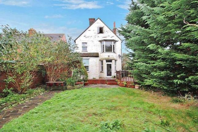 Thumbnail Detached house for sale in Westbourne Avenue, Broadwater, Worthing