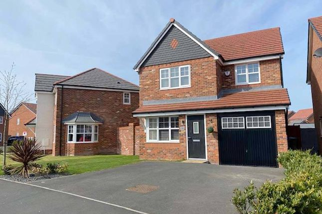 Thumbnail Detached house for sale in Rippingale Way, Thornton-Cleveleys