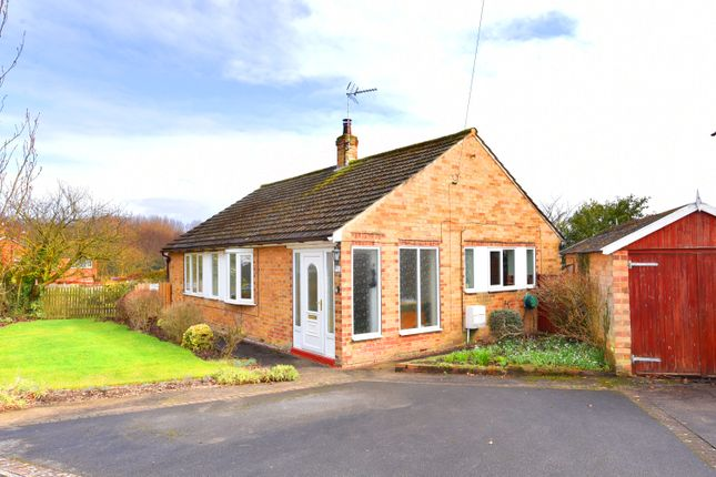 Thumbnail Detached bungalow for sale in Netheredge Close, Knaresborough