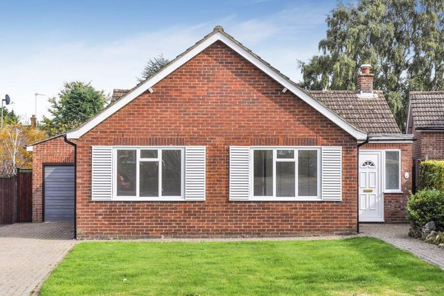 Thumbnail Bungalow to rent in Gilbert Way, Berkhamsted