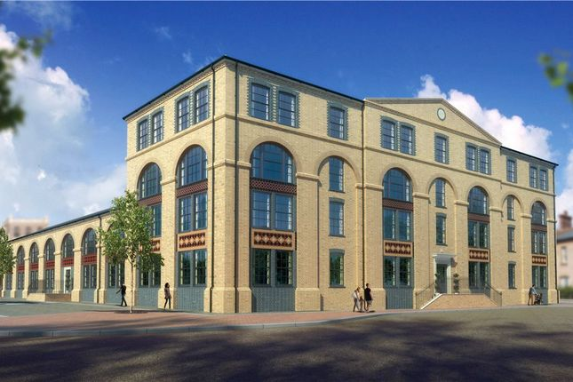 Thumbnail Flat for sale in Pavilion Yard, Poundbury, Dorchester, Dorset